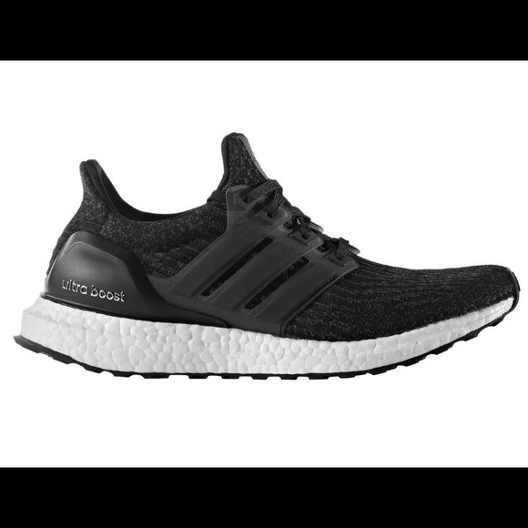 New Women s Adidas Ultra Boost size 10 Black 026947aab